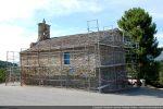 Côté sud: construit vers le 18e siècle (?); en cours de restauration