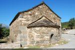 Angle sud-est de l'édifice qui, pour certains, aurait été reconstruit en 1600 en réutilisant les matériaux d'une église romane précédente (fin 10e-début 11e siècle)