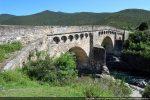 Pont génois enjambant le Tavignano