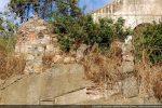Nef centrale: arches des sépultures communes