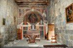 Intérieur vers l'abside