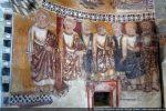 Collège des Apôptres: Paul, Jacques le Majeur, Philippe et Simon