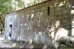 Mur composé d'anciens et de nouveaux blocs