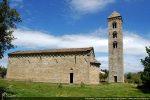 Eglise et campanile restauré en 1886 (sud)