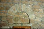 Arc de la porte nord (intérieur)