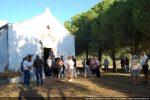 Sortie de la messe du 16 septembre