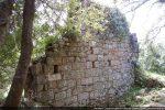 Mur sud (intérieur)