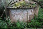 Abside avec son toit en teghie (10e siècle pour G. Moracchini-Mazel, 12e siècle pour R. Coroneo)