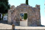 Mur est (ancienne abside abattue)