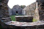 Vue de l'abside vers l'ouest