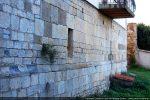 Mur nord vers façade ouest (3e quart du 11e siècle)