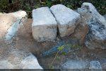Claveaux retrouvés lors des fouilles