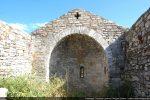 Nef se terminant par une abside voûtée