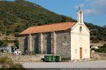 Chapelle vue de l'angle nord-ouest