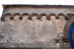 Arcature du mur ouest ( l'angle nord-ouest)
