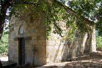 Angle sud-ouest de la chapelle