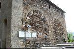 Mur sud remanié