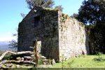 Chapelle du 13e siècle (angle sud-ouest)
