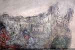 Face 2: soldat et église Santa Maria Vecchia de Calvi