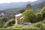 L'église Santa Maria Assunta se dresse en contre-bas de Santa Maria Siche