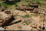 De nombreuses tombes ont été retrouvées autour du baptistère