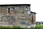Fenêtre du mur sud et angle sud-est