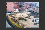 Vue générale de l'espace Alban en cours de fouilles préventives  de 2005  (c Thierry Maziers, Inrap)