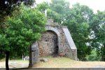 Les murs nord et sud ont été consolidés et protègés des infiltrations d'eau