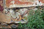 Reste de la décoration du 17e siècle