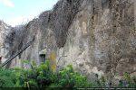 Intérieur du mur sud