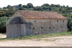 Santa Reparata présentant deux périodes de construction; l'abside est la partie la plus ancienne