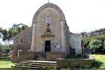 Façade est du sanctuaire refaite notamment en 1880 puis en 1912