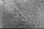Plaque commémorative aux Maniotes