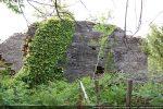 Vue du mur sud avec un chainage de gros blocs bien taillés