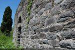 Mur sud avec un appareillage du 10e siècle