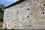 Mur sud: la partie occidentale du mur a été refaite