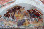 Christ en majesté dans une mandorle entouré du tétramorphe