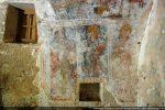 Apôtres sur la voûte: Philippe, Thomas et peut-être Marc