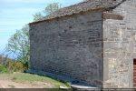 Mur nord sans aucune ouverture