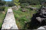 Mur nord des 11e-12e siècles
