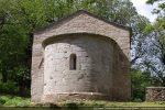 Abside et fronton est (11e siècle)