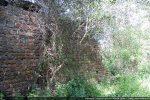 Mur de l'ancienne chapelle Santa Maria