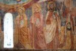 Suite du cortège des apôtres: Pierre, Jacques le Mineur, Simon et Barthélémy