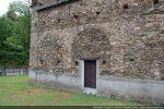 Présence d'arcatures obturée comme dans la chapelle San Nicolao du même village
