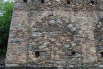 Détail d'une arcature (mur nord)
