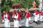 Procession de l'église Saint Blaise à la chapelle Sainte Restitude