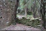Ruines d'un ermitage (?)