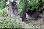 Mur sud et nef vers l'ouest