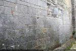 De l'édifice roman, il reste une partie du mur nord intact (11e siècle)