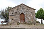 La chapelle sans doute construite au 10e siècle ne semble pas avoir connu de grandes modifications